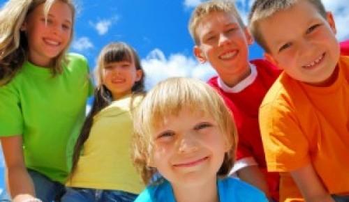 Детская оздоровительная компания - 2015