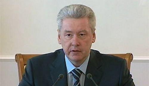 Москва будет развивать производство автокомпонентов -Сергей Собянин