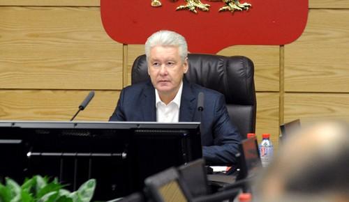 Сергей Собянин: На краудсорсинговом проекте по поликлиникам зарегистрировалось рекордное число москвичей - 58 тысяч