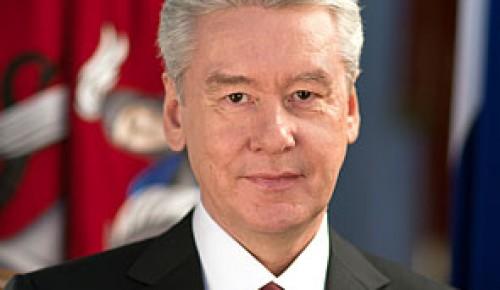 Сергей Собянин вручил звания «Почётный реставратор города Москвы»
