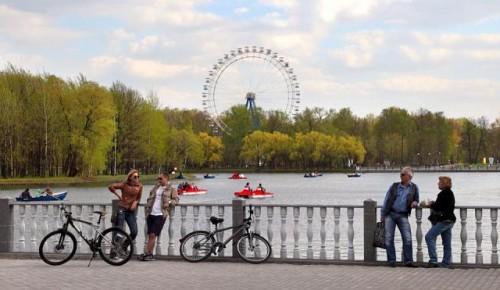 В Москве запустят новый сервис который поможет москвичам сориентироваться в местах активного отдыха