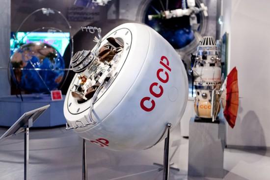 Интерактивный музей космонавтики может появиться на ВДНХ