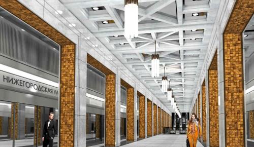 Разработан проект Кожуховской ветки метро