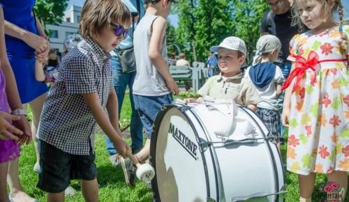 16 мая в Москва пройдет День парков.