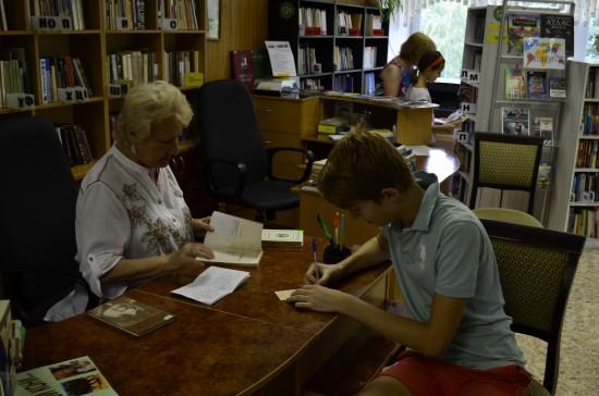Сегодня библиотека №172 приглашает детей в гости