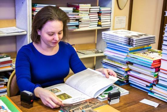 Более 50 книг подарил Воронцовский парк библиотекам ЮЗАО