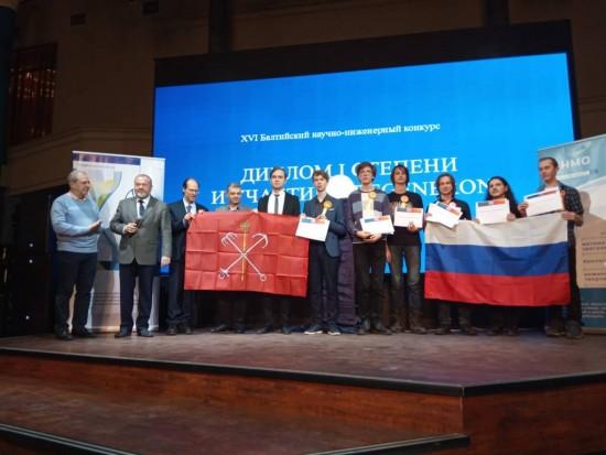 Ученик Московского дворца пионеров представит нашу страну на Всемирном смотре-конкурсе