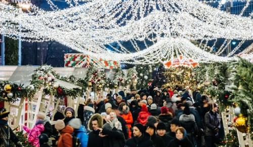 Спектакли и праздничные концерты под открытым небом: чем порадует «Путешествие в Рождество» 8 января
