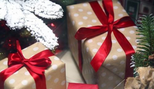 Акция «Эстафета подарков» стартует в павильоне МЦД
