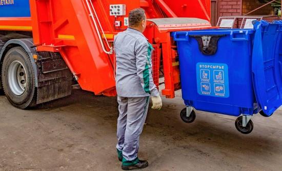 С сегодняшнего дня Москва переходит на раздельный сбор отходов