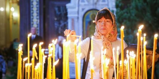 Движение в центре Москвы перекроют для проведения рождественских служб