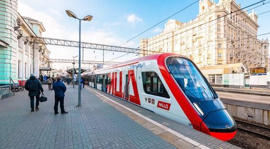 C начала запуска пассажиры МЦД совершили более 15,5 млн поездок