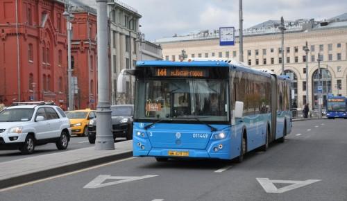 Около 6 миллионов пассажиров перевезли автобусы-экспрессы с начала года