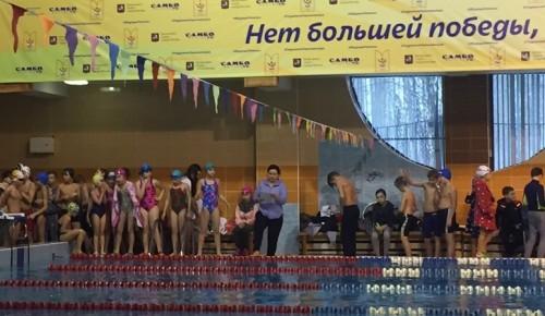 Юные пловцы «Самбо-70» показали свое мастерство