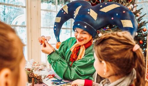 Фестиваль «Путешествие в Рождество» продолжается