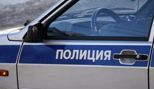 В Теплом Стане угнали автомобиль стоимостью боле 6 млн рублей