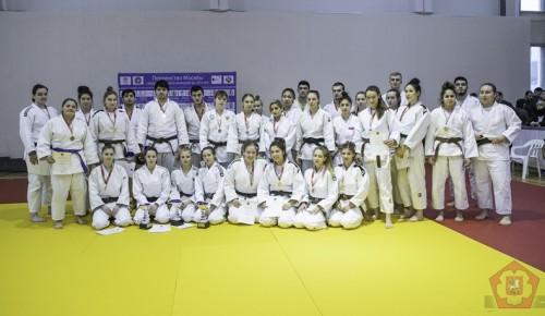 Дзюдоисты «Самбо-70» на городских соревнованиях завоевали 7 золотых наград