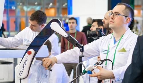 Ассамблея «Здоровая Москва» в день открытия приняла 20 тыс человек