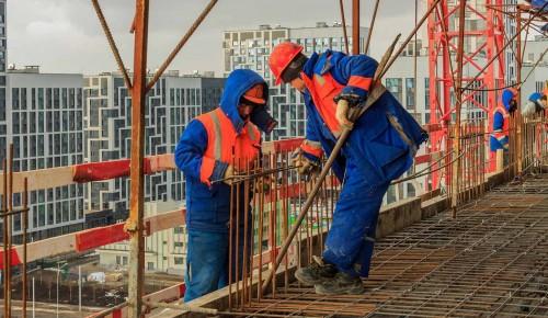 Трудовые мигранты перечислили в бюджет Москвы более 18 миллиардов рублей