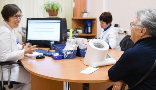Врачи поликлиники № 134 расскажут о заболевании легких и симптомах нарушения мозгового кровообращения