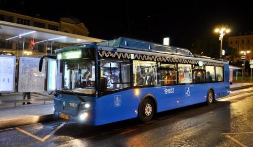 На Крещение автобусы будут ходить до поздней ночи