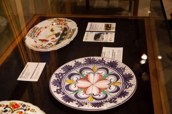 Выставка итальянской керамики продлится до 22 февраля