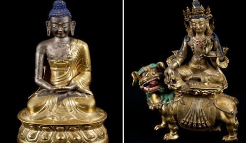 В Дарвиновском музее проходит выставка «Монголия далекая – близкая»