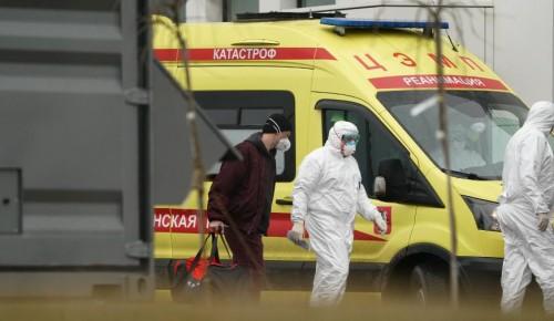 Среди новых заболевших коронавирусом в Москве есть иностранцы