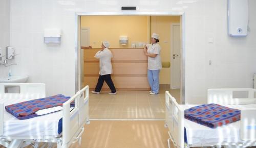 В Москве нет ни одного пациента с тяжелой формой коронавируса