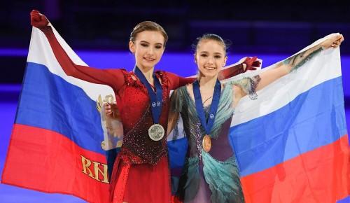Юные фигуристки «Самбо-70» успешно выступили на чемпионате мира