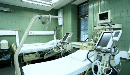 НИИ Склифосовского начал прием пациентов с подозрением на коронавирус