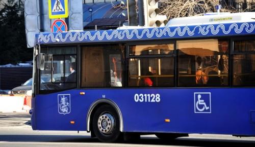 Меняется режим работы автобуса № 600