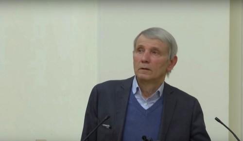 «Московское долголетие»: изучаем историю России
