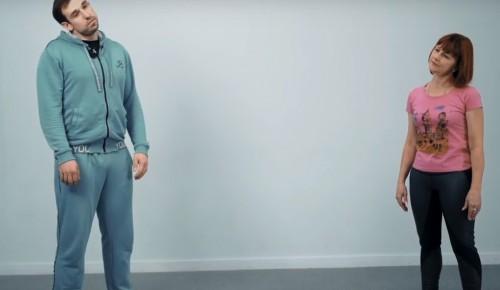 «Долголетам» Теплого Стана предлагают начинать утро с онлайн-гимнастики