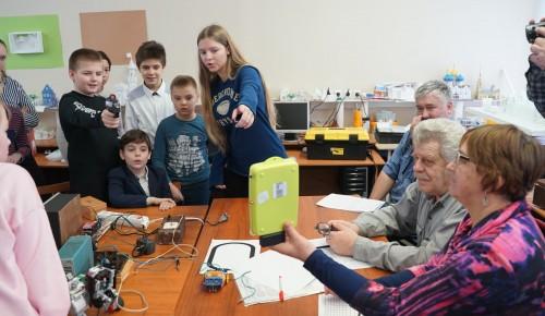 Юные инженеры «Истока» стали победителями и призерами технического конкурса