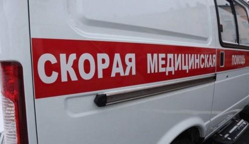 В результате ДТП на ул. Генерала Тюленева пострадал один человек