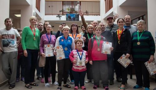 Пловцы Теплого Стана стали призерами окружных соревнований