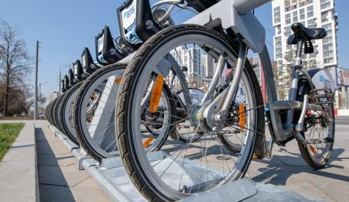 Теплый Стан: где можно будет взять велосипед в аренду