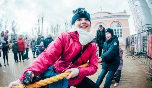 В Воронцовском парке можно будет сфотографироваться с Бабой-Ягой и попрыгать в мешках