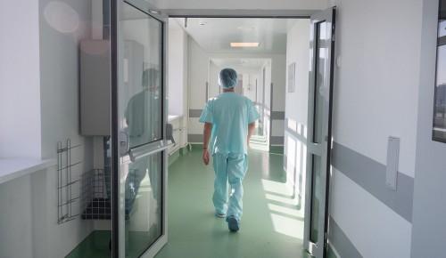 Сергей Собянин рассказал о планах строительства новой инфекционной больницы
