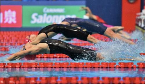 Спортсменка «Самбо-70» на отборочном турнире по плаванию завоевала 4 медали