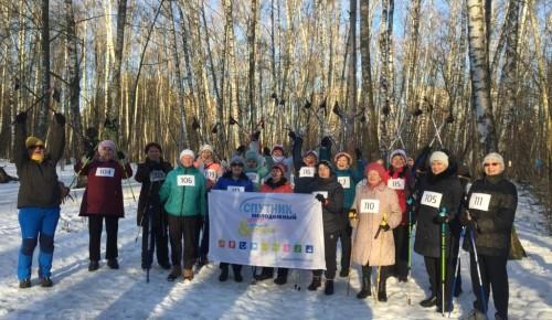 День защитника Отечества в Теплом Стане отметили двухкилометровым марафоном