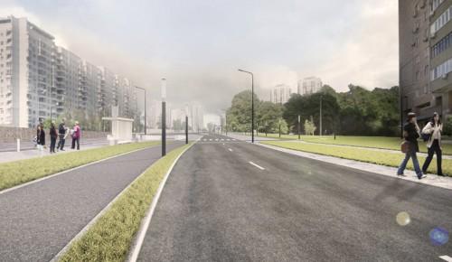 В этом году планируют благоустроить Ленинский проспект