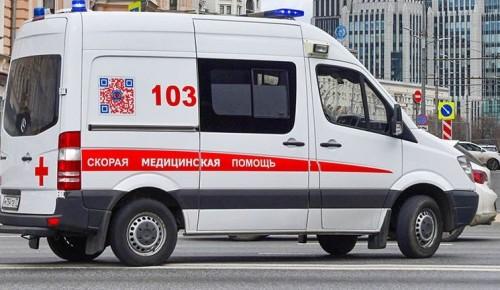 В Теплом Стане госпитализирован еще один человек с подозрением на коронавирус