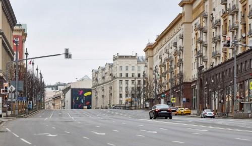 Москвичам рекомендуют воздержаться от поездок по городу