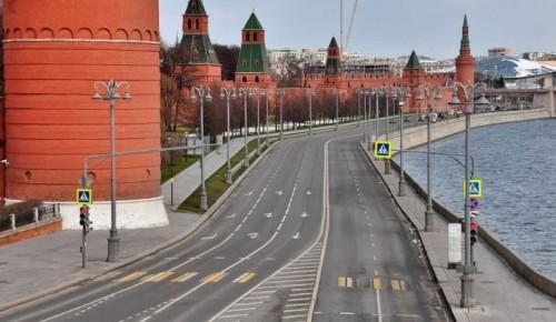 Собянин отложил введение пропускного режима