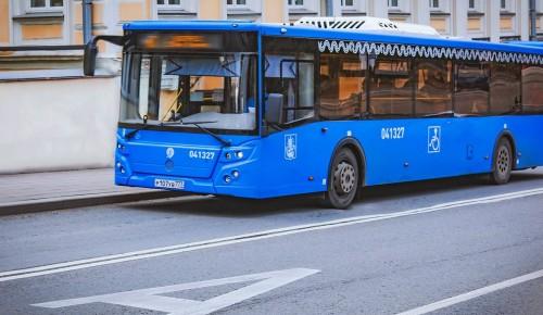 Специальные автобусы от станции метро «Теплый Стан» до Хованского кладбища отменены