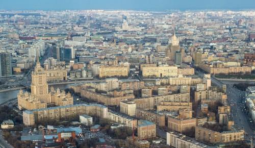 Общественный транспорт в Москве работает в обычном режиме