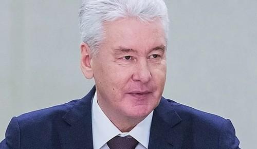 Собянин принял решение открыть с 12 мая все строительные и промпредприятия
