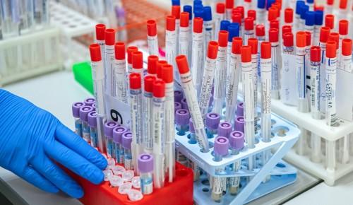 Тестирование на антитела к коронавирусу доступно в каждом округе столицы